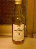 マッカラン十二年